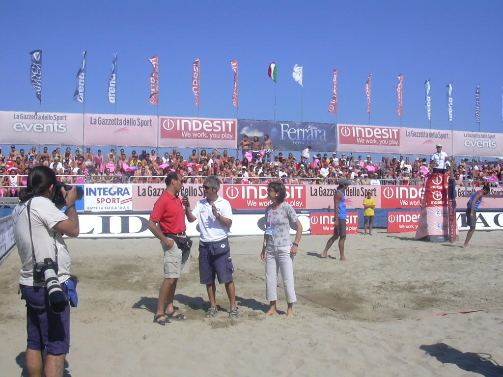 CAMPIONATO ITALIANO DI BEACH VOLLEY