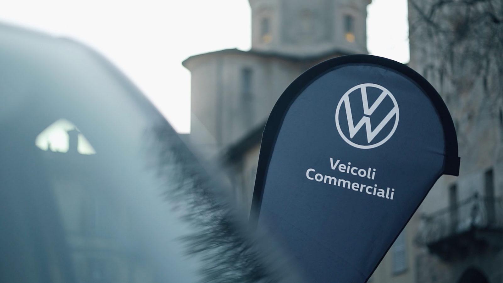 TOP CLIENT VOLKSWAGEN VEICOLI COMMERCIALI T6.1