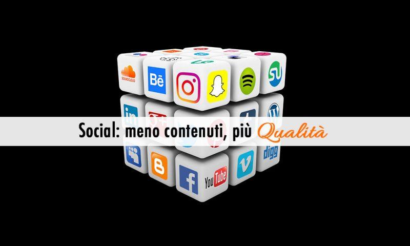 COMUNICARE SUI SOCIAL: ECCO COSA CAMBIA (VIDEO)