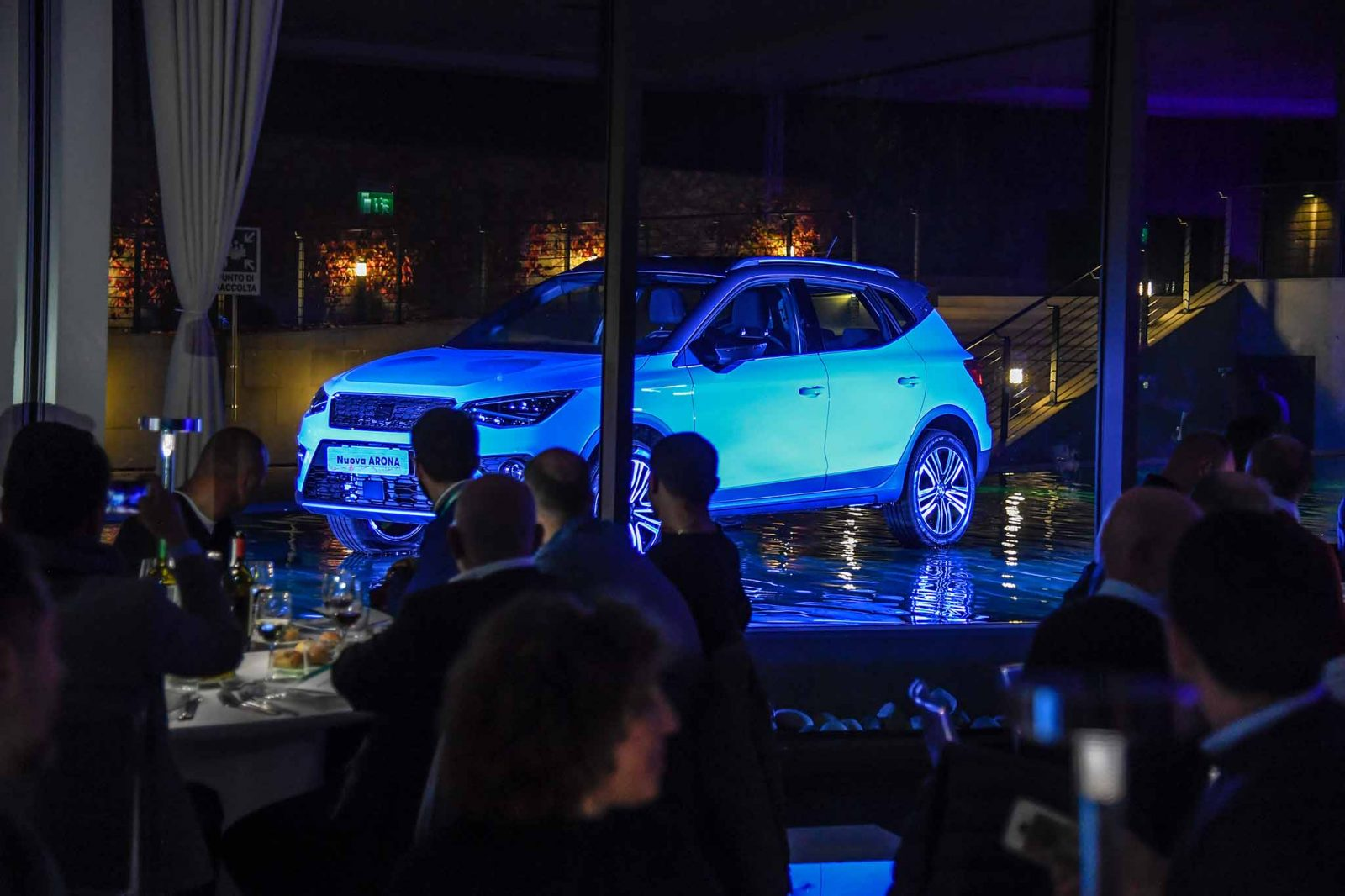 NUOVA SEAT ARONA LAUNCH TRAINING