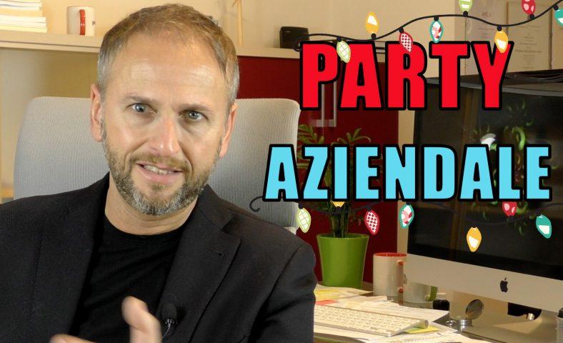 COME SOPRAVVIVERE AL CHRISTMAS PARTY AZIENDALE (VIDEO)