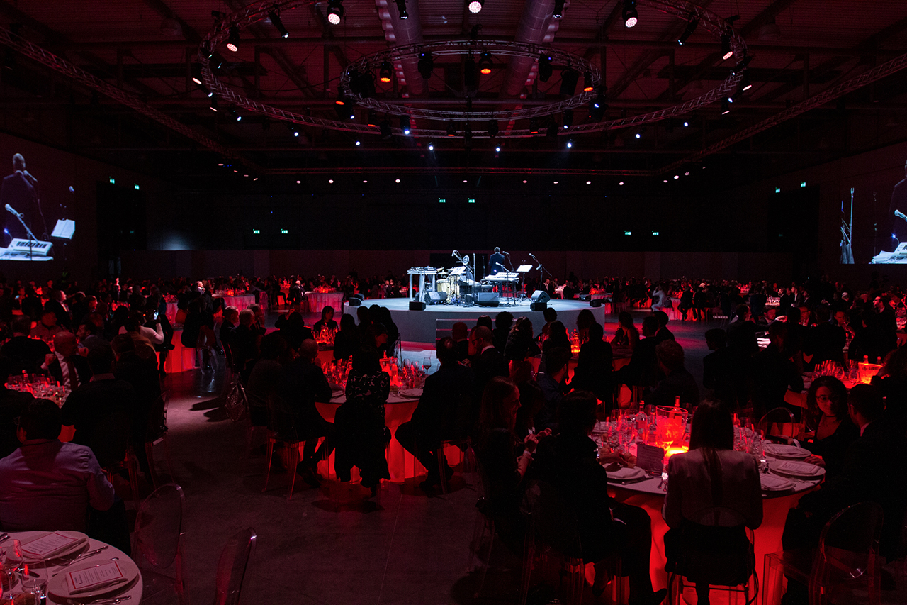 VOLKSWAGEN GROUP ITALIA CHRISTMAS PARTY