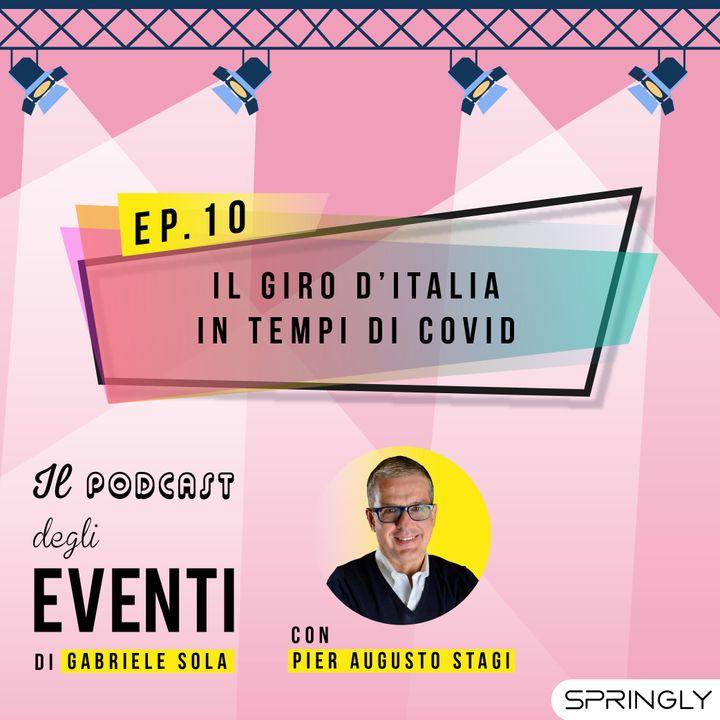 Il Giro d'Italia in tempi di Covid