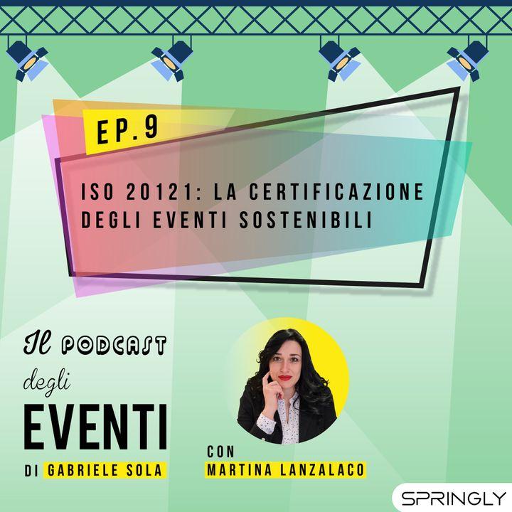 ISO 20121: la certificazione degli eventi sostenibili